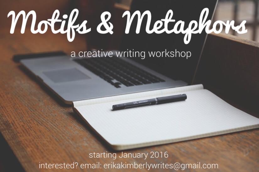metaphors to use in creative writing